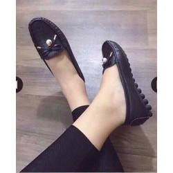Giày lười mọi nữ