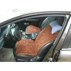 Tấm lót ghế ô tô gỗ Pơ Mu