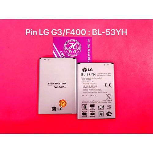 Pin LG G3-F400 kí hiệu BL-53YH zin - 6475608 , 16558436 , 15_16558436 , 120000 , Pin-LG-G3-F400-ki-hieu-BL-53YH-zin-15_16558436 , sendo.vn , Pin LG G3-F400 kí hiệu BL-53YH zin