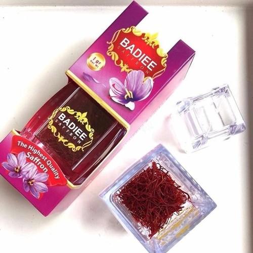 Nhụy hoa nghệ tây Iran loại 1 - Badiee Saffron Negin 1gr - 6459642 , 16539605 , 15_16539605 , 270000 , Nhuy-hoa-nghe-tay-Iran-loai-1-Badiee-Saffron-Negin-1gr-15_16539605 , sendo.vn , Nhụy hoa nghệ tây Iran loại 1 - Badiee Saffron Negin 1gr