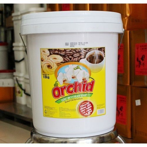 Bơ Orchid thùng 18kg
