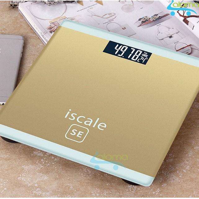 Cân điện tử Iscale-Câm sức khỏe