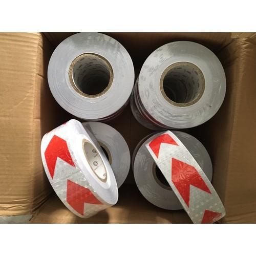 Băng keo phản quang trắng đỏ mũi tên 3M-DÀI 50M - 6455271 , 16534677 , 15_16534677 , 250000 , Bang-keo-phan-quang-trang-do-mui-ten-3M-DAI-50M-15_16534677 , sendo.vn , Băng keo phản quang trắng đỏ mũi tên 3M-DÀI 50M