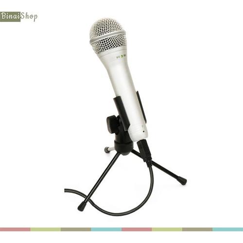 Micro thu âm Dynamic USB Samson Q1U