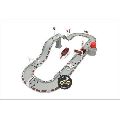 Bộ đồ chơi mô hình hộp đường ray bãi đậu xe cứu hỏa