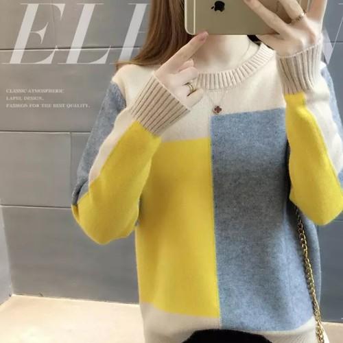 Áo len knit