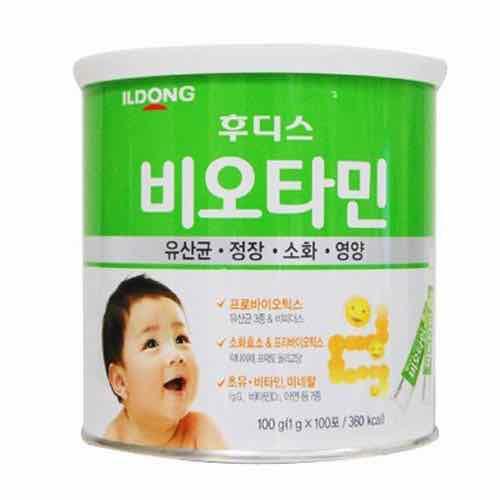 Men IDong Hàn quốc