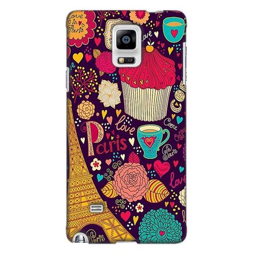 Ốp Lưng Dành Cho Điện Thoại Samsung Galaxy Note 4 Mẫu 167  hàng chất lượng cao