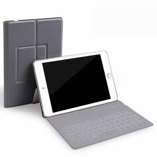 Bao da bàn phím Bluetooth cho ipad Air - 6469187 , 16550019 , 15_16550019 , 590000 , Bao-da-ban-phim-Bluetooth-cho-ipad-Air-15_16550019 , sendo.vn , Bao da bàn phím Bluetooth cho ipad Air
