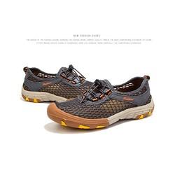 Giày nam đi mưa tiện lợi thể thao - Giày lội nước - Giày lội nước chuyên nghiệp - Giày lưới nam chống nước - Giày lội nước cao cấp