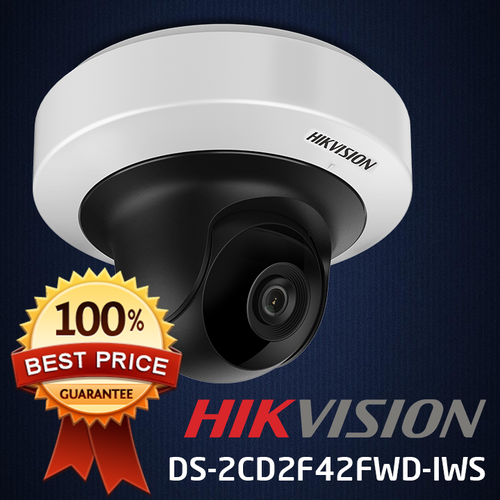 Camera IP Hikvision DS-2CD2F42FWD-IWS