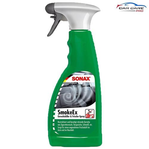 Chai Xịt Khử Mùi Nội Thất Xe Sonax SmokeEx 500ml