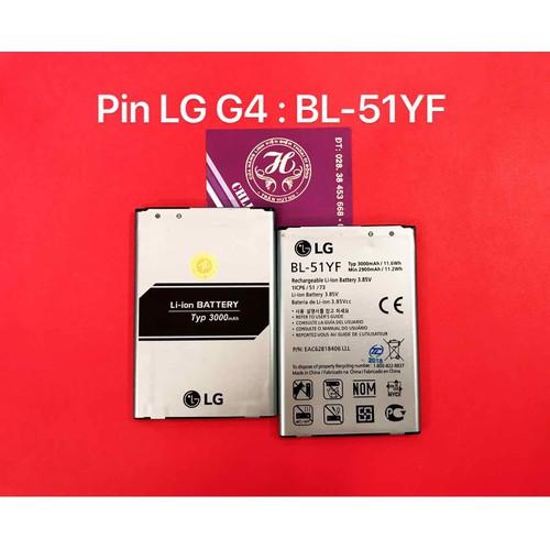 Pin LG G4 kí hiệu BL-51YF zin