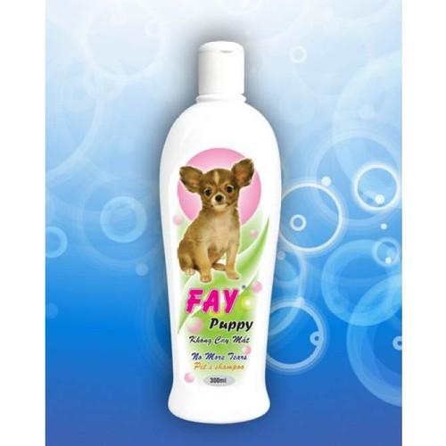 Sữa Tắm Cho Chó Con Làm Sạch Êm Dịu Mượt Giữ Ẩm Và Thơm Da Lông Fay Puppy 300ml