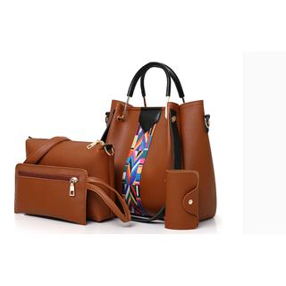 Bộ ba túi xách kèm bóp da - BTX904 thumbnail