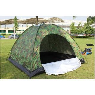 Lều du lịch - lều du lịch giao màu ngẫu nhiên - 3689_16572032 thumbnail