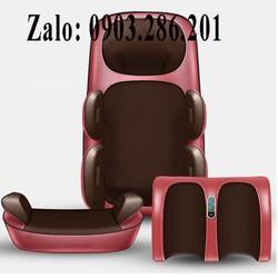 ghế massage toàn thân- bộ massage đấm bóp toàn thân