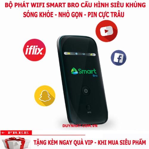 Cục Phát Wifi Smart Bro - Tốc Độ Cao, Sóng Khỏe, Pin Trâu - 6485157 , 16566325 , 15_16566325 , 600000 , Cuc-Phat-Wifi-Smart-Bro-Toc-Do-Cao-Song-Khoe-Pin-Trau-15_16566325 , sendo.vn , Cục Phát Wifi Smart Bro - Tốc Độ Cao, Sóng Khỏe, Pin Trâu