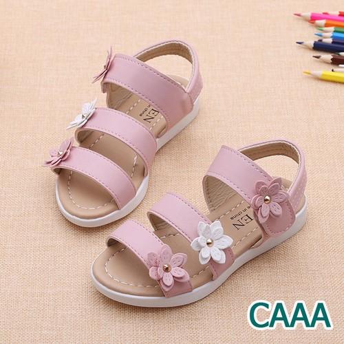 Sandal bé gái gắn hoa xinh xắn màu hồng - 6499950 , 16583680 , 15_16583680 , 175000 , Sandal-be-gai-gan-hoa-xinh-xan-mau-hong-15_16583680 , sendo.vn , Sandal bé gái gắn hoa xinh xắn màu hồng