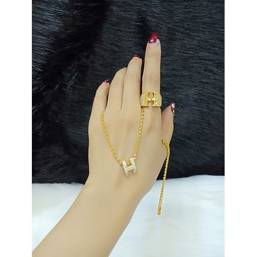 set bộ trang sức gồm dây chuyền nhẫn chữ H - 6499626 , 16583288 , 15_16583288 , 260000 , set-bo-trang-suc-gom-day-chuyen-nhan-chu-H-15_16583288 , sendo.vn , set bộ trang sức gồm dây chuyền nhẫn chữ H