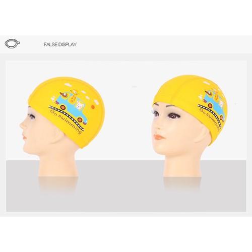 Mũ bơi Nón bơi vải phủ PU chống nước cho trẻ em MBV - 6491985 , 16574400 , 15_16574400 , 79000 , Mu-boi-Non-boi-vai-phu-PU-chong-nuoc-cho-tre-em-MBV-15_16574400 , sendo.vn , Mũ bơi Nón bơi vải phủ PU chống nước cho trẻ em MBV