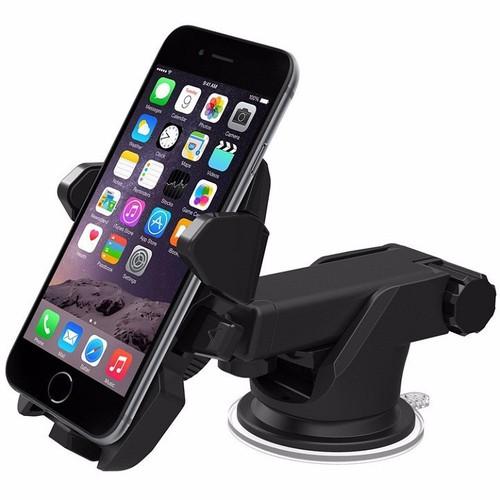 Gía đỡ điện thoại ô tô xoay 360 độ - Gía đỡ điện thoại cao cấp