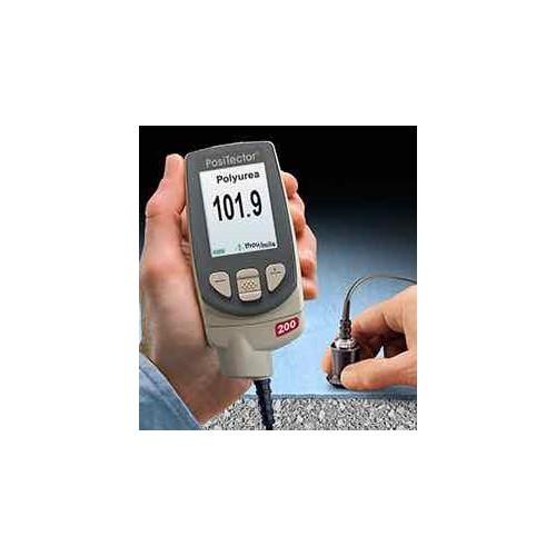 Máy đo độ dày lớp phủ PosiTector 200D3 trên nền phi kim loại DeFelsko