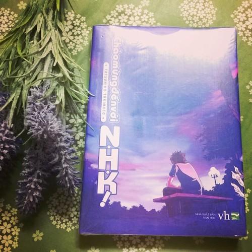 Sách Chào mừng đến với N.H.K! của Tatsuhiko Takimoto
