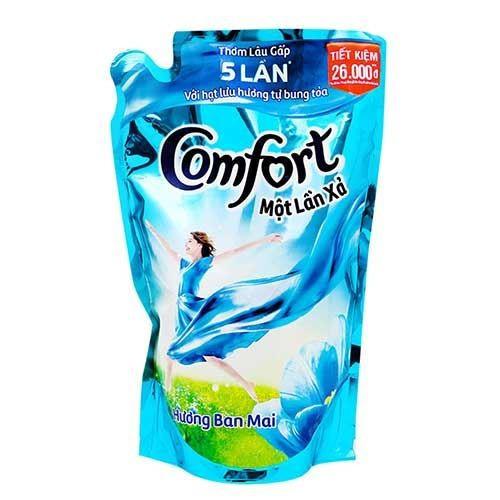 Nước xả Comfort một lần xả hương ban mai túi 800ml - 6488403 , 16570159 , 15_16570159 , 51700 , Nuoc-xa-Comfort-mot-lan-xa-huong-ban-mai-tui-800ml-15_16570159 , sendo.vn , Nước xả Comfort một lần xả hương ban mai túi 800ml
