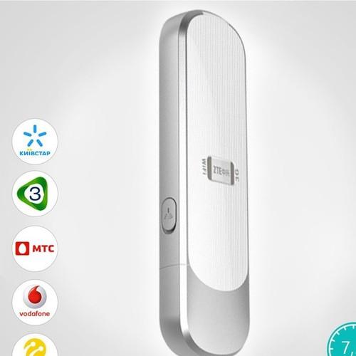Thiết bị phát sóng wifi từ sim 3g, 4g tốc độ điện xẹt chính hãng ZTE MF70