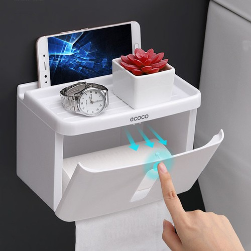 Hộp đựng giấy vệ sinh - Hộp giấy vệ sinh