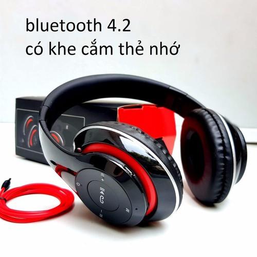 Tai nghe bluetooth thể thao-tai nghe chụp tai