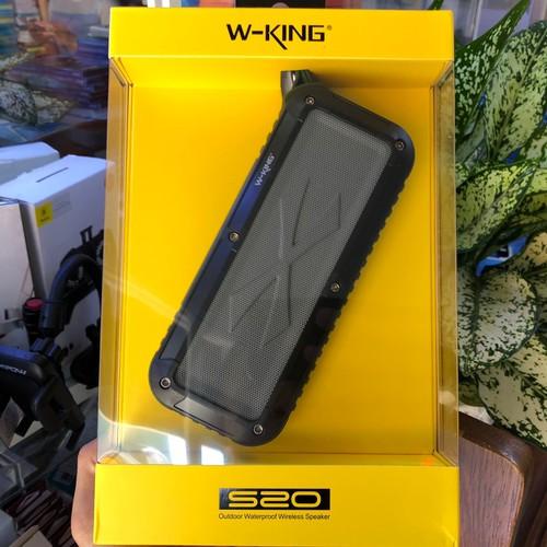 Loa W-King S20 Bluetooth chống nước IPX6 - 4553273 , 16564773 , 15_16564773 , 520000 , Loa-W-King-S20-Bluetooth-chong-nuoc-IPX6-15_16564773 , sendo.vn , Loa W-King S20 Bluetooth chống nước IPX6