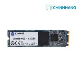 Ổ Cứng SSD Kingston A400 Chuẩn M2 2280 SATA 3 120GB SA400M8-120G - Hàng Chính Hãng - SSD KT A400 120G M2