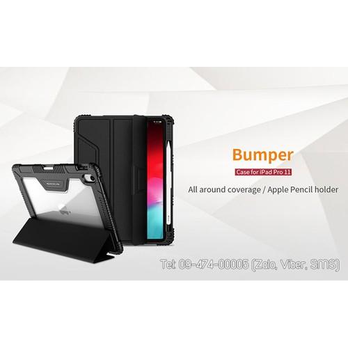 Bao da iPad Pro 11 chống sốc Nillkin Bumper