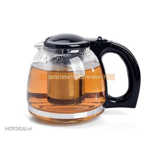 Bình lọc trà thủy tinh cao cấp 700ml - 6491017 , 16572859 , 15_16572859 , 75000 , Binh-loc-tra-thuy-tinh-cao-cap-700ml-15_16572859 , sendo.vn , Bình lọc trà thủy tinh cao cấp 700ml