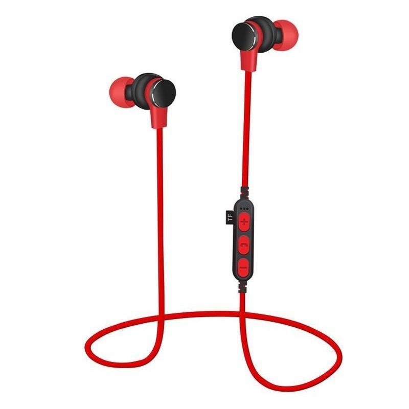 Tai nghe Bluetooth Wireless tai nghe nhét tai PKCB T1 PF150 thẻ nhớ 3