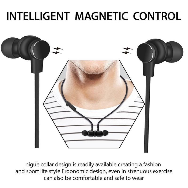 Tai nghe Bluetooth Wireless tai nghe nhét tai PKCB T1 PF150 thẻ nhớ 6