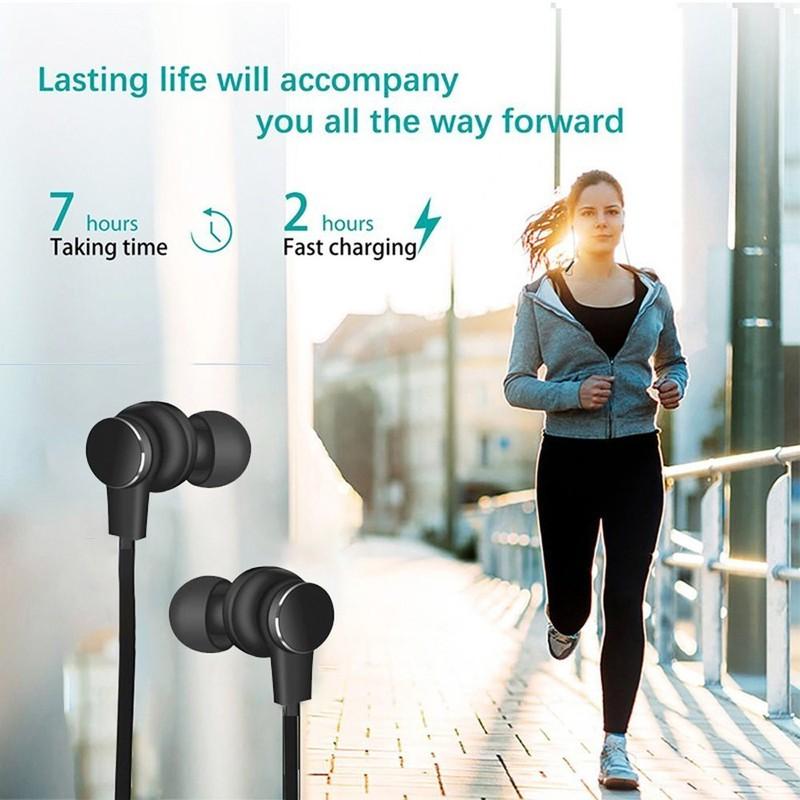 Tai nghe Bluetooth Wireless tai nghe nhét tai PKCB T1 PF150 thẻ nhớ 5