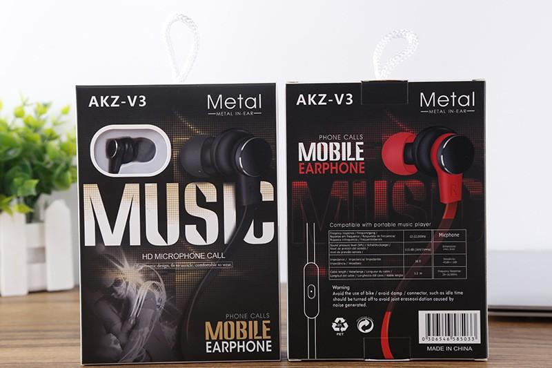 Tai nghe điện thoại nhét tai có dây Bass trầm hay giá rẻ PKCB V3 PF151 7