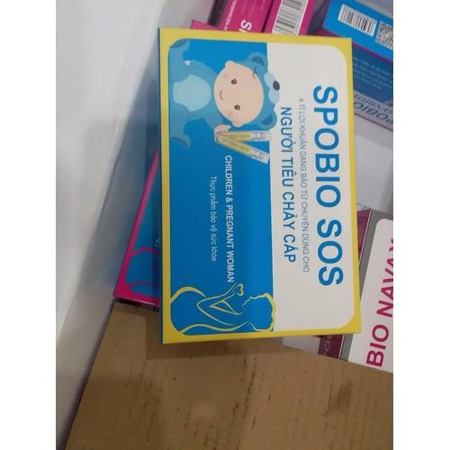 Spobio SOS Men vi sinh đặc trị tiêu chảy cấp - 6495575 , 16578393 , 15_16578393 , 250000 , Spobio-SOS-Men-vi-sinh-dac-tri-tieu-chay-cap-15_16578393 , sendo.vn , Spobio SOS Men vi sinh đặc trị tiêu chảy cấp