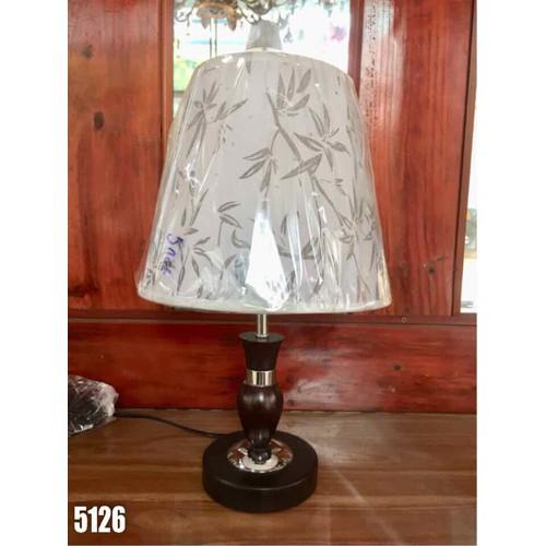 đèn ngủ để bàn thân gỗ cao cấp