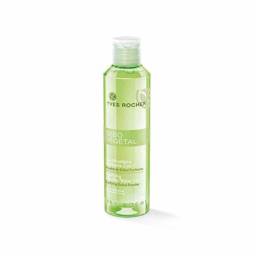 Nước tẩy trang và cân bằng dành cho da dầu 2in1 Yvés Rocher 200 ml - 7321079 , 17121157 , 15_17121157 , 329000 , Nuoc-tay-trang-va-can-bang-danh-cho-da-dau-2in1-Yves-Rocher-200-ml-15_17121157 , sendo.vn , Nước tẩy trang và cân bằng dành cho da dầu 2in1 Yvés Rocher 200 ml