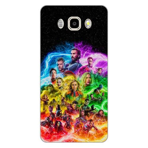 Ốp lưng điện thoại samsung galaxy j5 2016 - Marvel 02