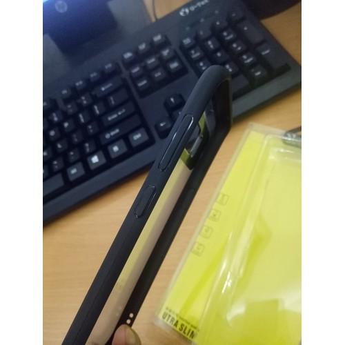 Ốp lưng trong viền màu Samsung S8