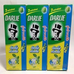 Sét 2 Hộp 4 Tuýt  kem Đánh Răng DARLIE Nhập Khẩu Thái Lan