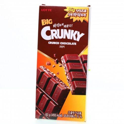 Sô cô la Lotte Big Crunky Crunch hộp 82g - 7314758 , 17118232 , 15_17118232 , 41000 , So-co-la-Lotte-Big-Crunky-Crunch-hop-82g-15_17118232 , sendo.vn , Sô cô la Lotte Big Crunky Crunch hộp 82g