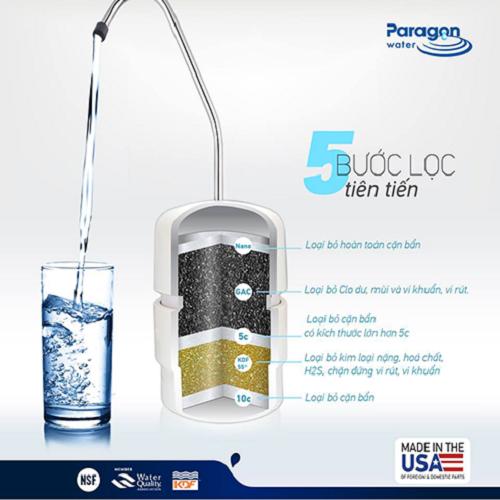 Máy lọc nước để bàn nhập khẩu Mỹ PARAGON P3050UC không tốn điện, không thất thoát nước - 7318722 , 17120034 , 15_17120034 , 2855000 , May-loc-nuoc-de-ban-nhap-khau-My-PARAGON-P3050UC-khong-ton-dien-khong-that-thoat-nuoc-15_17120034 , sendo.vn , Máy lọc nước để bàn nhập khẩu Mỹ PARAGON P3050UC không tốn điện, không thất thoát nước