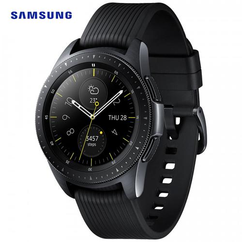 Đồng hồ thông minh Samsung Galaxy watch 42mm - Màu đen - Hàng chính hãng - 7317256 , 17119413 , 15_17119413 , 6990000 , Dong-ho-thong-minh-Samsung-Galaxy-watch-42mm-Mau-den-Hang-chinh-hang-15_17119413 , sendo.vn , Đồng hồ thông minh Samsung Galaxy watch 42mm - Màu đen - Hàng chính hãng