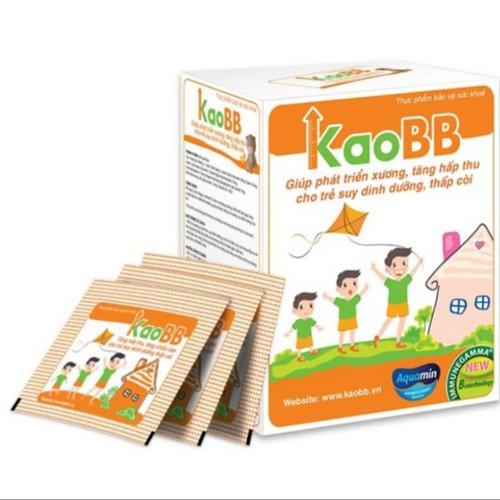 KaoBB - Bổ sung calci cho bé phát triển chiều cao